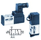 3/2 пневмораспределитель с прямым электромагнитным управлением VK332