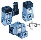 3/2 Пневмораспределитель с прямым электромагнитным управлением VS3000