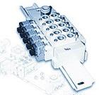 5/2, 5/3 пневмораспр., кассетный тип SY3060/5060/7060