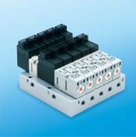 4/2 распределитель клапанного типа с прямым электроуправлением