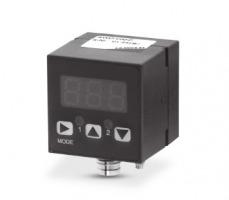 Электронное реле вакуума/давления с цифр. дисплеем. Серия SWC