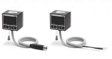 Электронное реле вакуума/давления. Серия SWCN