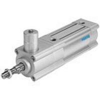 ISO цилиндр с зажимным модулем DSBC-C